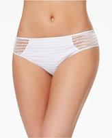 Kenneth Cole Wrapped In Love Crochet Hipster Bikini Bottoms