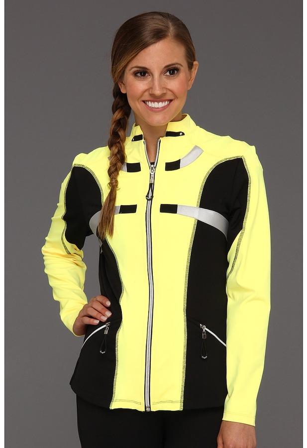 Jamie Sadock - Active Jacket (Citronelle) - Apparel