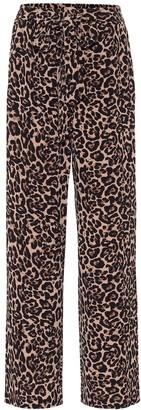 Baum und Pferdgarten Novyanna leopard-print pants