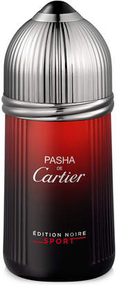 Cartier Men Pasha de Edition Noire Sport Eau de Toilette Spray, 3.3 oz.