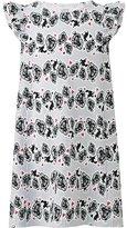 Uniqlo Girls Disney Alice & Wonderland Short Sleeve Dress