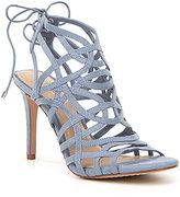 Gianni Bini Trilby Ankle Tie Sandals