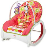Fisher-Price® Infant-to-Toddler Rocker in Floral Confetti