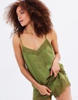 Lace Trim Sleepwear Cami