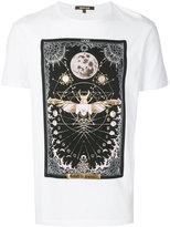 Roberto Cavalli beetle print T-shirt - men - Cotton - S
