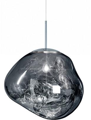 Tom Dixon Melt Chrome Pendant Light - Big