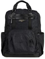 TWELVElittle Unisex Courage Backpack Diaper Bag in Black