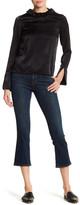 J Brand Selena Mid Crop Bootcut Jean