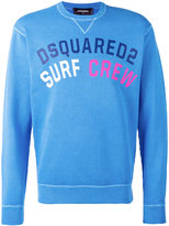 DSQUARED2 Surf Crew sweatshirt
