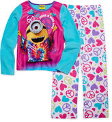 DESPICABLE ME MINION MADE Despicable Me Minion Pajamas - Girls 4-10