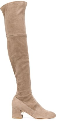 Nicholas Kirkwood Miri over-the-knee boots