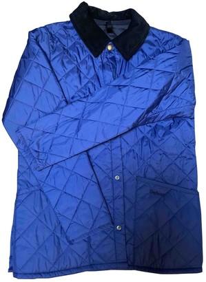 Barbour Blue Coat for Women
