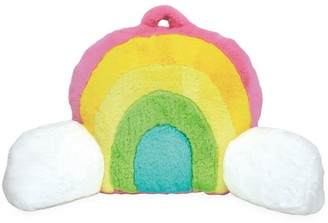 Iscream Plush Rainbow Lounge Pillow