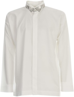 Homme Plissé Issey Miyake Plain Shirt