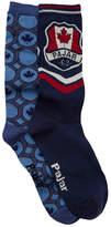 Pajar Crest & Maple Geometric Socks