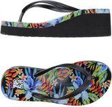 Colors of California Toe strap sandals
