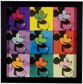 Ethan Allen Pop Art Mickey