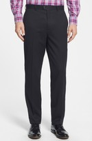 Men's Bensol Gab Trim Fit Flat Front Pants