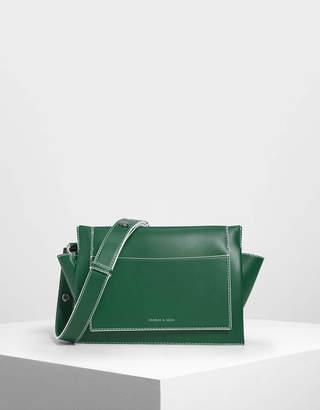 Charles & KeithCharles & Keith Chain Handle Shoulder bag