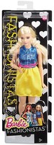 Mattel Barbie® FashionistasTM Chambray Chic Doll - Ages 3+