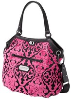Petunia Pickle Bottom Infant Girl's 'Halifax Hobo' Diaper Bag - Black