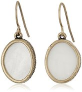 The Sak Framed Drop Earrings