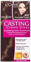 L'Oreal New L'Oréal Casting 403 Chocolate Fudge