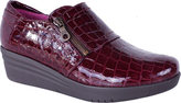 Helle Comfort Women's Lorena Croco Wedge Slip On