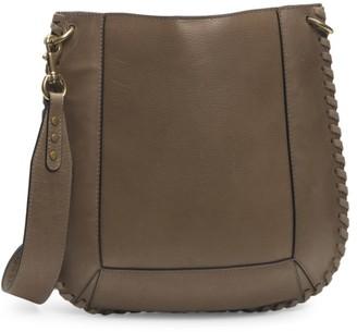 Isabel Marant Oskan Braided Leather Hobo Bag