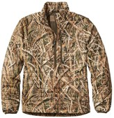 L.L. Bean L.L.Bean Apex Waterfowl Pullover Jacket, Camo