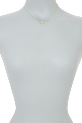Ron Hami 14K Yellow Gold Diamond Octagon Necklace - 0.07 ctw