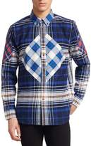 Givenchy Men's Gingham Shirt