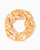 Charming charlie Sequin Garden Infinity Scarf