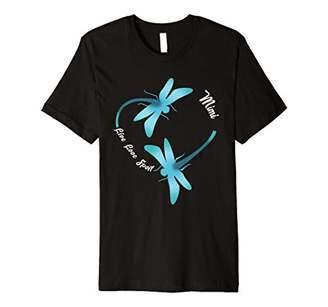 Dragonfly Live Love Spoil Mimi Funny Mimi Gift For Mom Women Premium T-Shirt