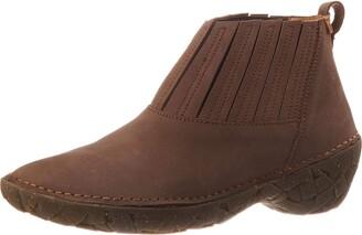 El Naturalista Women's N5781 Pleasant Plume/warao Ankle Boot