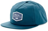 RVCA Encore 5 Panel Snap Back