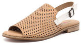 I Love Billy New Picture Camel White Womens Shoes Casual Sandals Sandals Flat