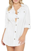 Dotti Travel Muse Gauze Shirt Cover-Up