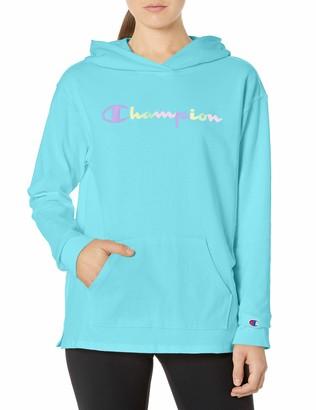 Champion Women's MIDDLEWEIGHT Hoodie Hooded Sweatshirt