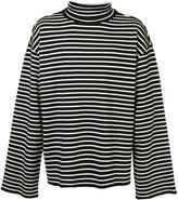 Juun.J striped jumper