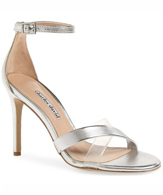 Charles David Courtney Metallic Pump
