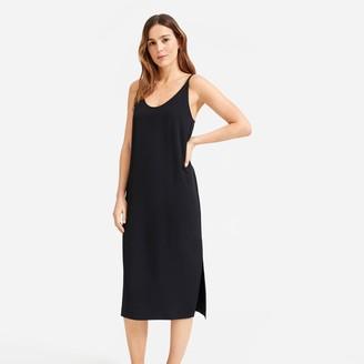 Everlane The Japanese GoWeave Long Slip Dress