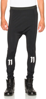 11 By Boris Bidjan Saberi Reflective Tights