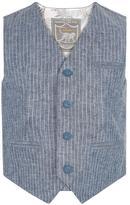 Monsoon Seth Stripe Waistcoat