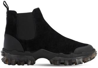 Moncler Hayden Suede Boots
