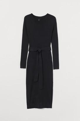 H&M Rib-knit dress