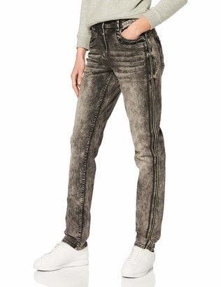 Cecil Women's 372795 Toronto Slim Fit Jeans