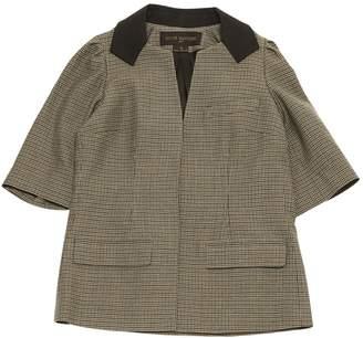 Louis Vuitton Beige Wool Jackets