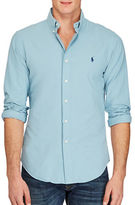 Polo Ralph Lauren Slim Garment-Dyed Cotton Shirt