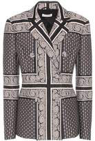 Altuzarra Alexandria jacquard blazer